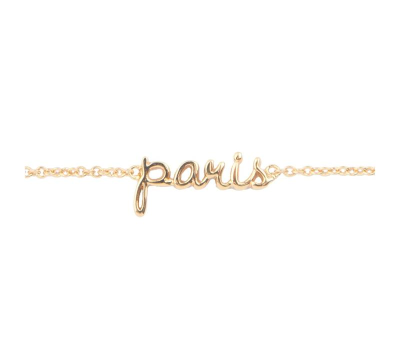 Bracelet Paris gold