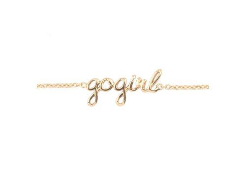 All the Luck in the World Bracelet Gogirl
