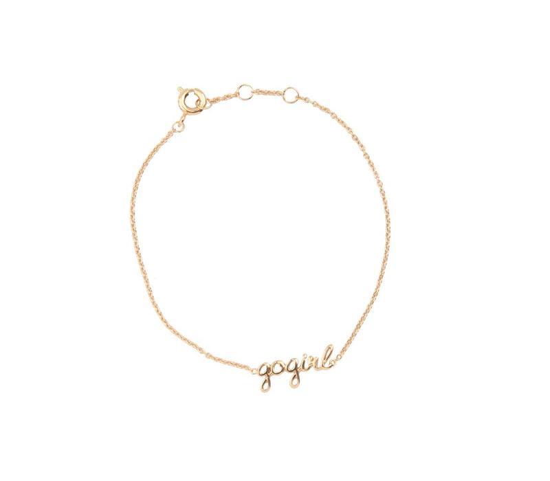 Bracelet Gogirl gold