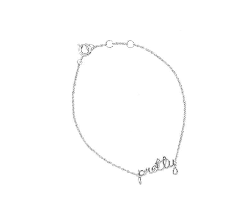 Bracelet Pretty silver