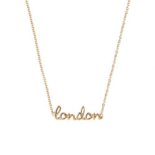 Ketting London 18K goud