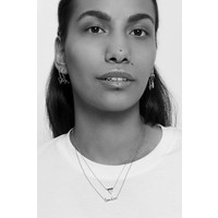 Urban Silverplated Necklace London