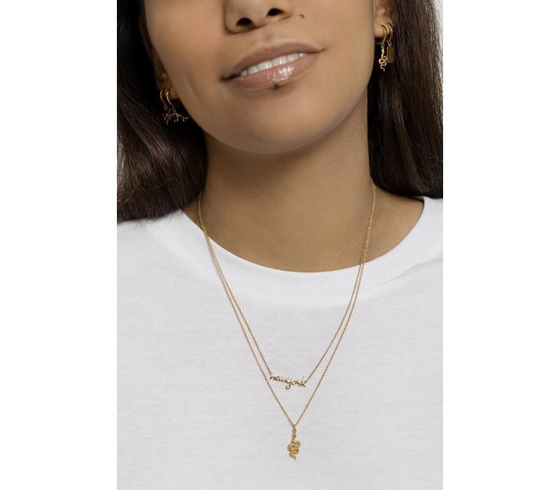 Ketting New York 18K goud