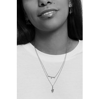 Necklace New York plated
