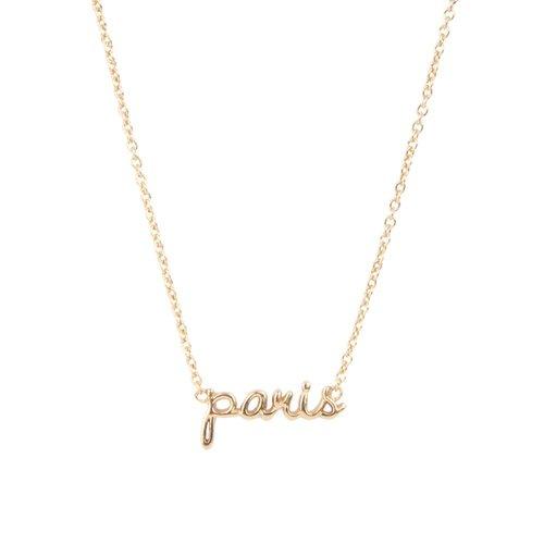 Ketting Paris 18K goud
