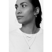 Necklace Girlsquad silver