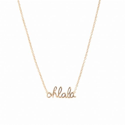 Urban Goldplated Necklace Ohlala