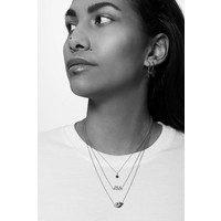 Urban Silverplated Necklace Ohlala
