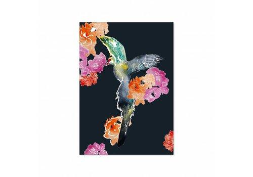 All the Luck in the World Dubbele kaart Paradise Bird
