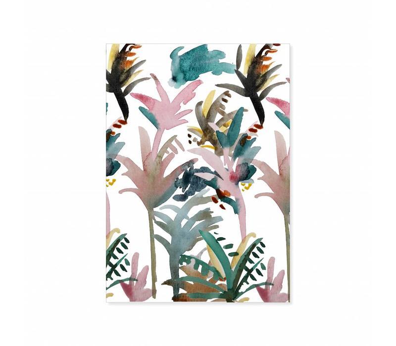 Postcard Wild Flowers
