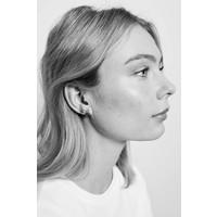 Bliss Silverplated Earring 3 Split