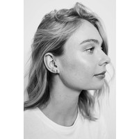 Parade Silverplated Earrings Wave