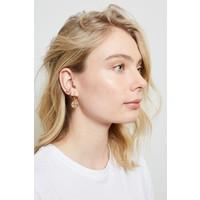 Parade Goldplated Earrings Koi Carp