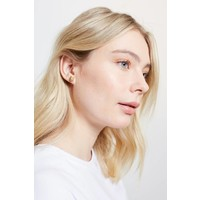 Parade Goldplated Earrings Wolf