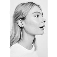 Parade Silverplated Earrings Starburst