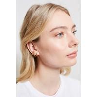 Earrings Snake gold