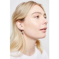 Parade Silverplated Earrings Open Star