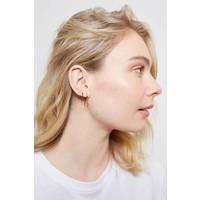 Parade Goldplated Earrings Moon