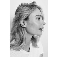 Parade Silverplated Earrings Eye