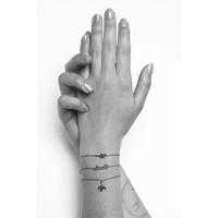 Armband Utrecht zilver