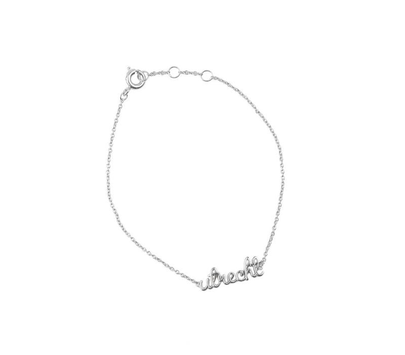 Bracelet Utrecht silver