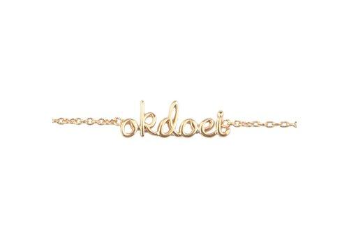 All the Luck in the World Bracelet Okdoei