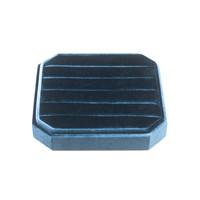 Fluweel ring display box Blauw