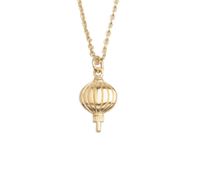 Necklace Lantern gold
