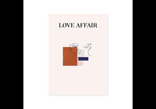 All the Luck in the World Kaart Love Affair