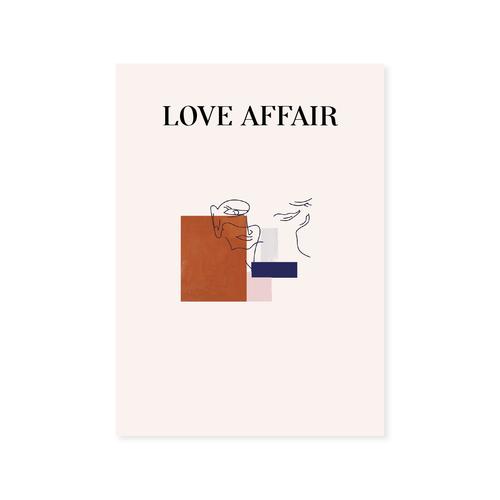 Postcard Love Affair