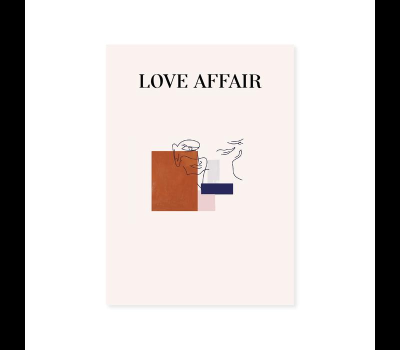 Kaart Love Affair