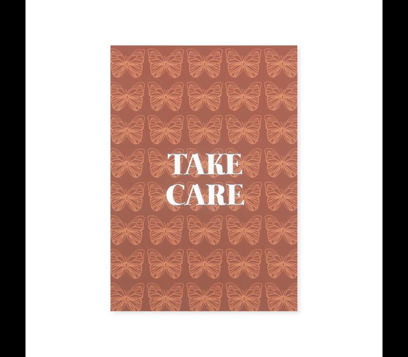 Postcard Take Care