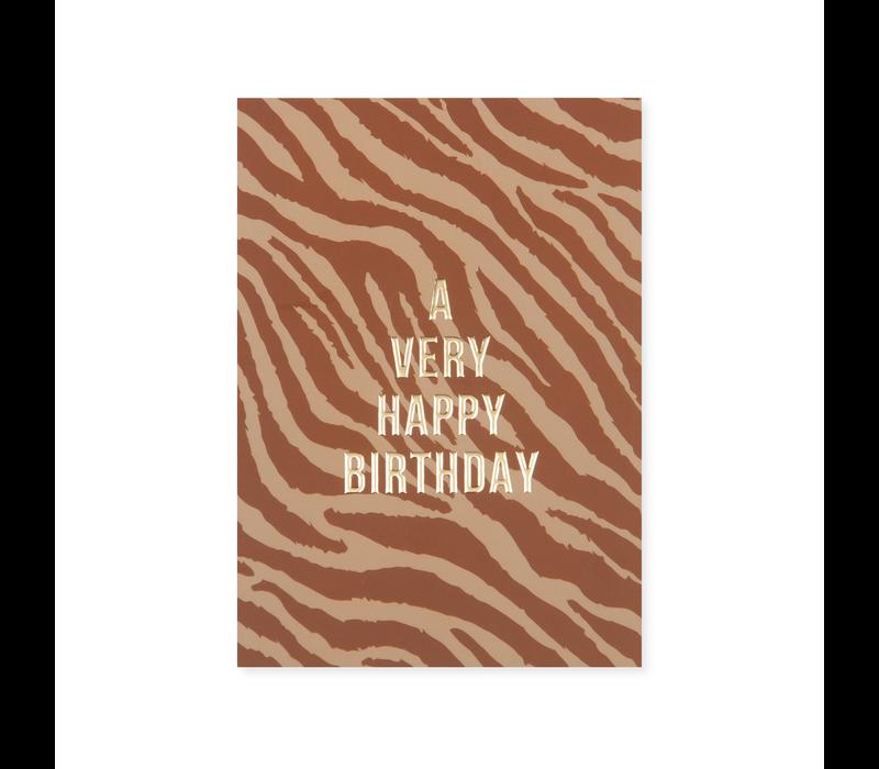 Postcard  Birthday