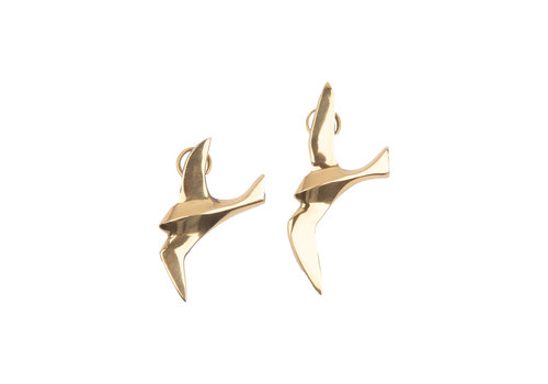 All the Luck in the World Golden Swallows mini set 2x