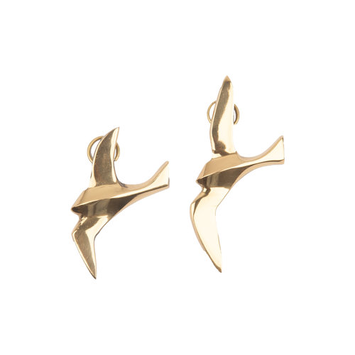 Golden Swallows mini set 2x