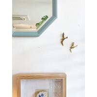 Golden Swallows mini set 2x