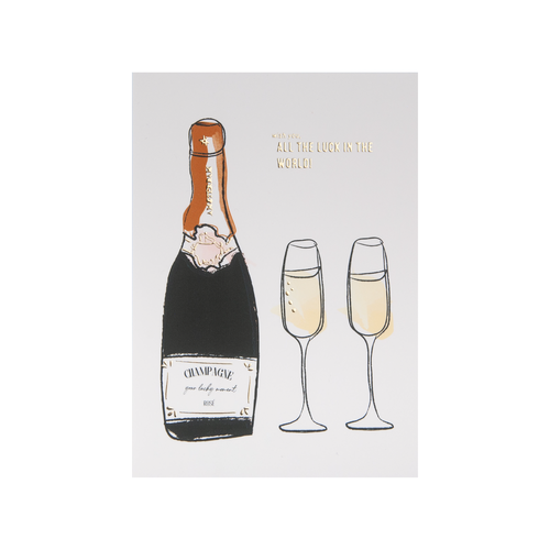 Postcard Champagne