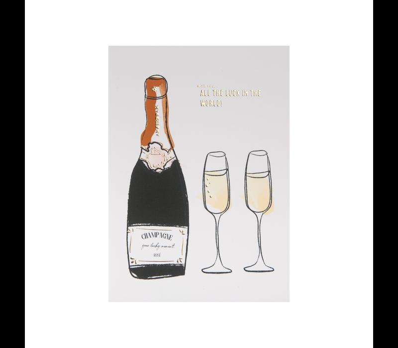 Kaart Champagne