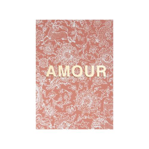 Postcard Amour