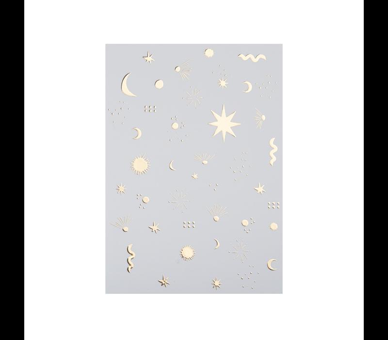 Postcard Stars