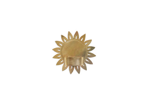 MAÑANA MAÑANA Waxinelichthouder met bloem