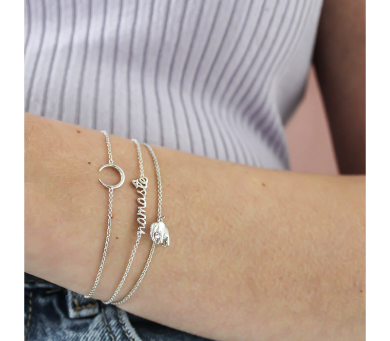 Armband Namaste verguld