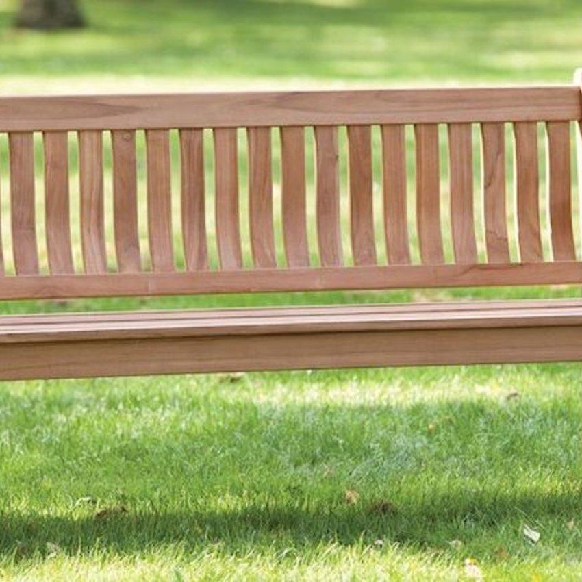 Teak behandelen - Zo behandelt u meubelen van Teak