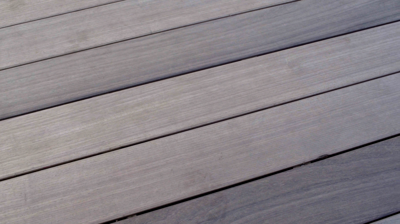 Uw hout vergrijzen: Zo doet u het