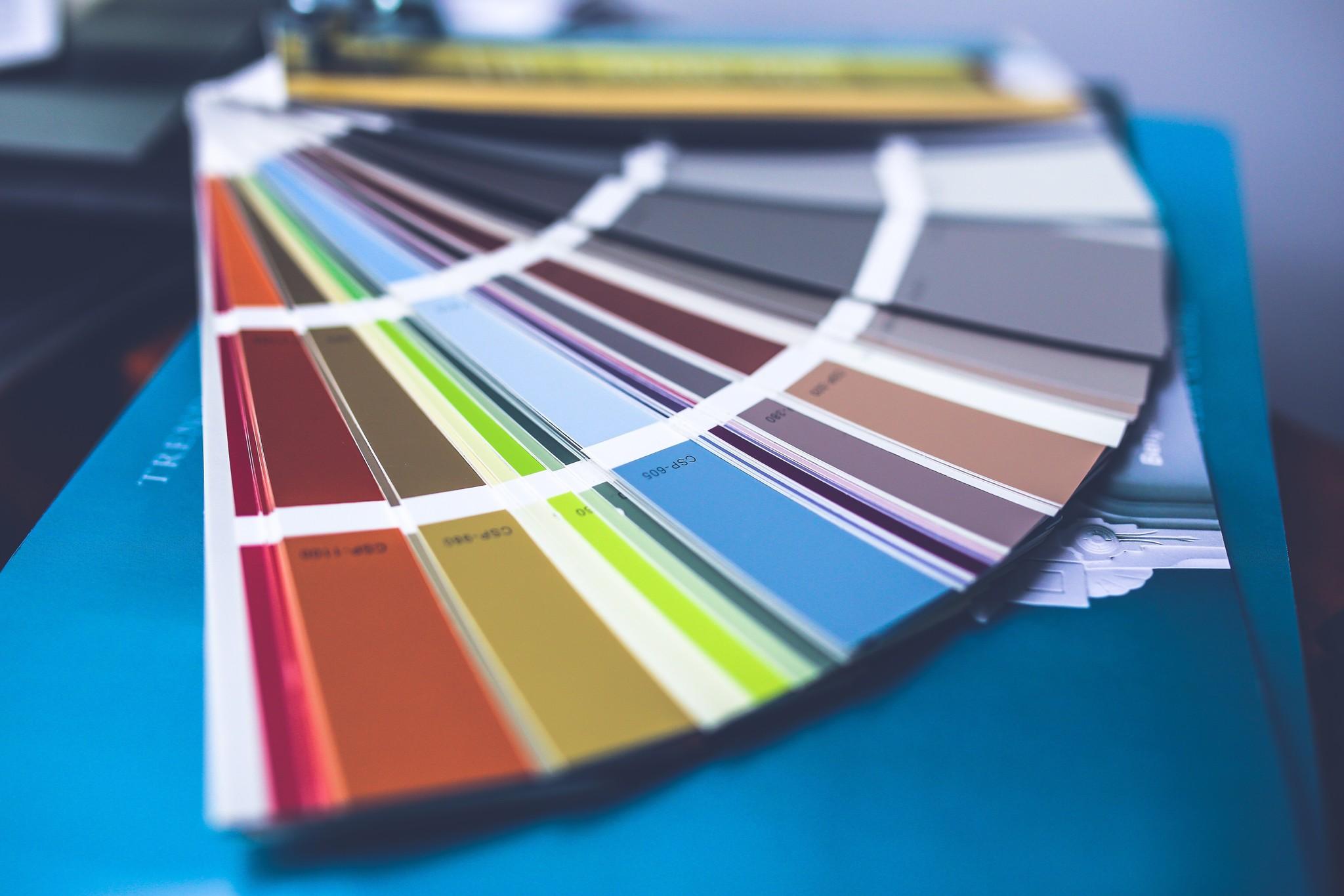 Verfkleur kiezen? Tips bij het kiezen van een kleur verf!