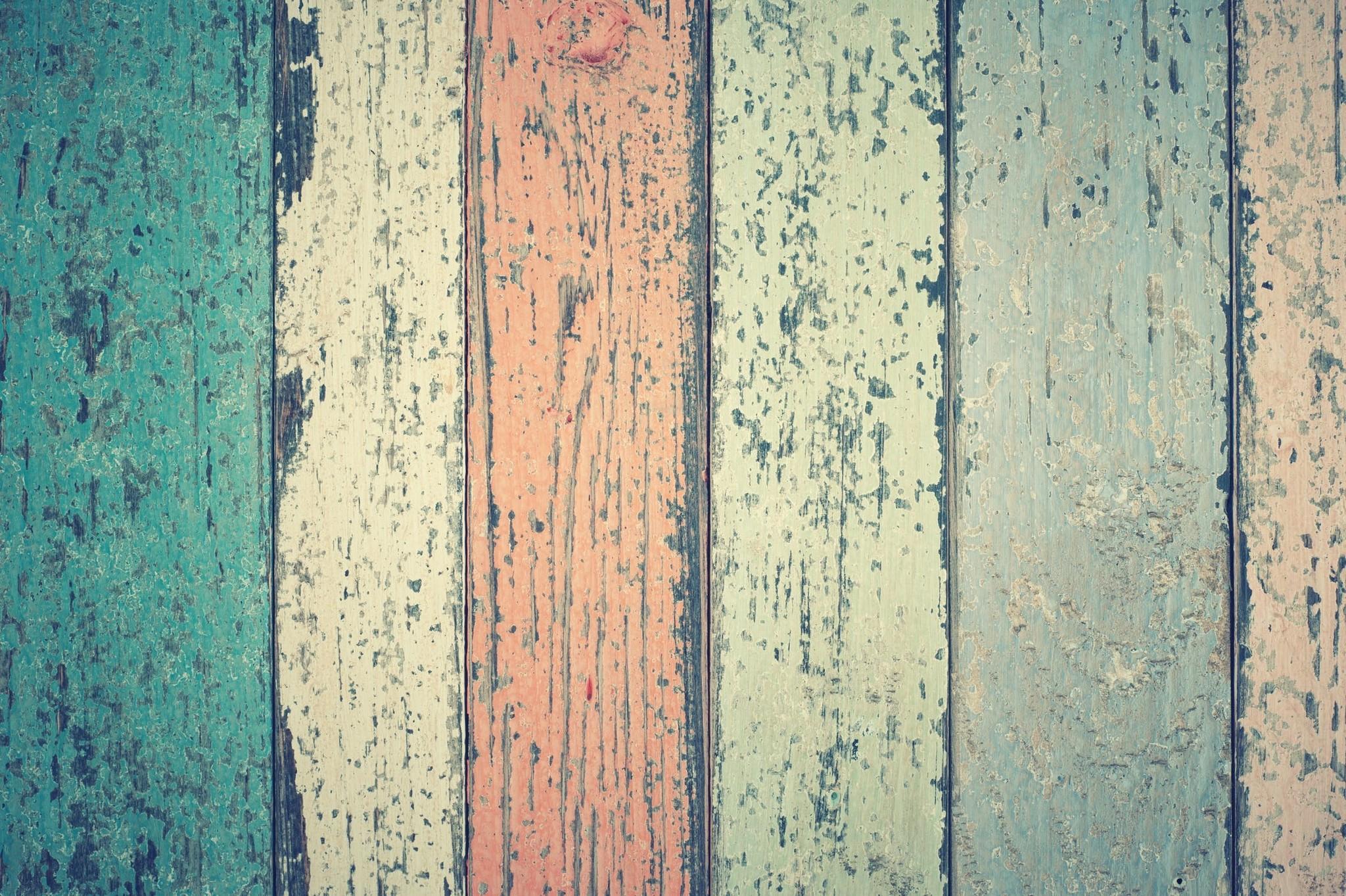 Hout oud maken - Zo verouder en vergrijs je hout!