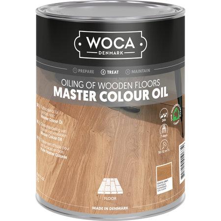 Woca Woca Master Kleur Olie Castle Grey 1 Liter