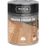 Woca Woca Master Kleur Olie Rhode Island Brown 1 Liter