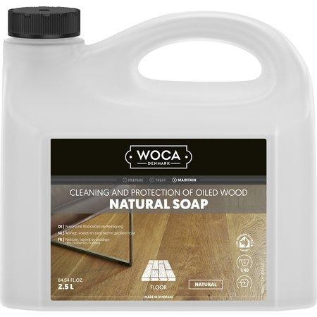 Woca Woca Natuurzeep Naturel - 2.5 Liter