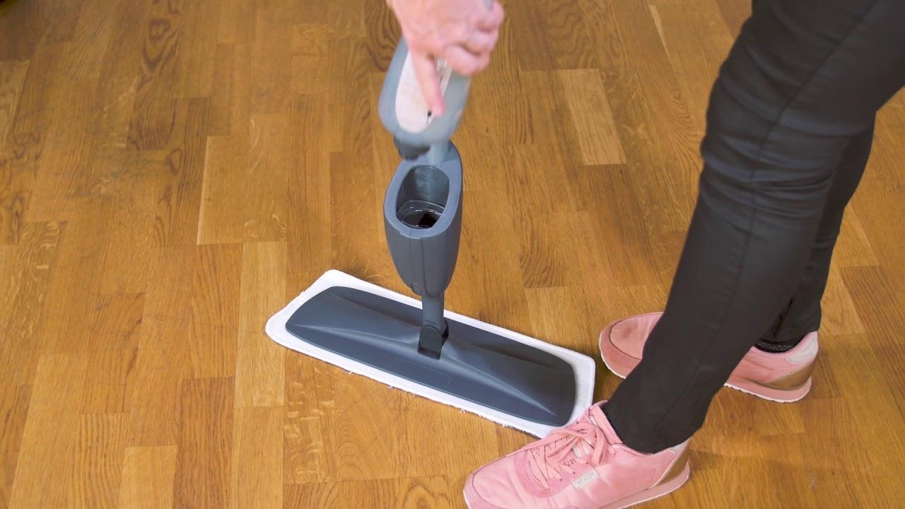Accessoires voor het behandelen van vloeren